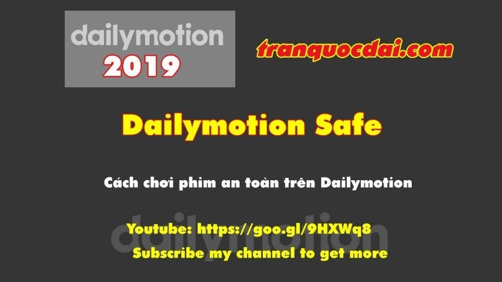 dailymotion safe
