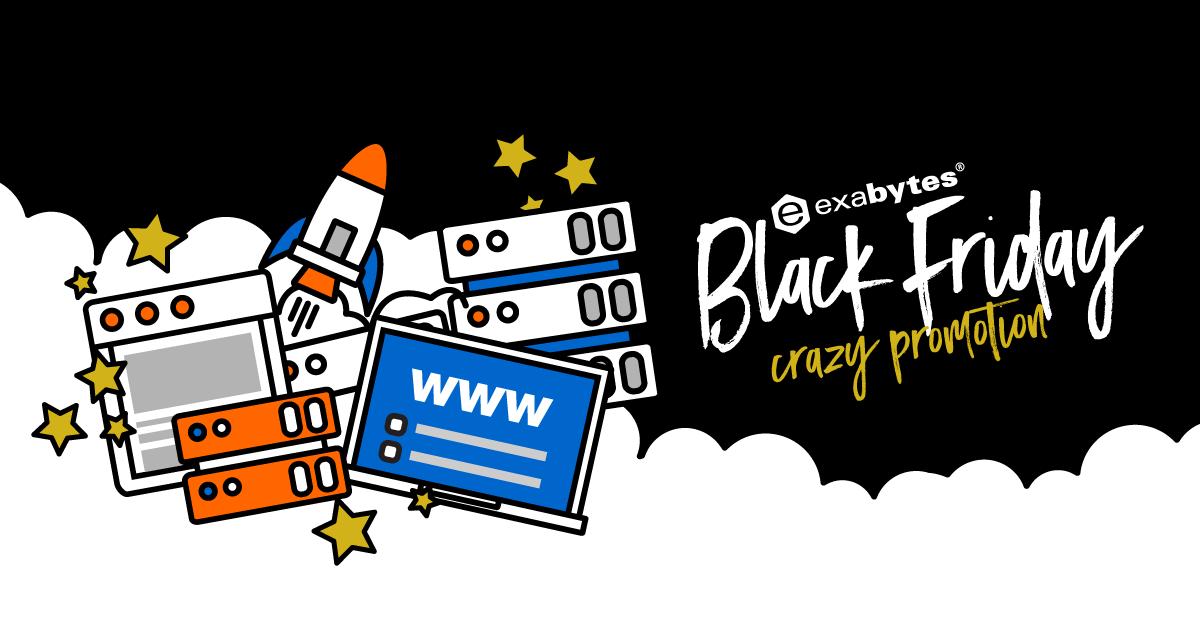 exabytes black friday 2017