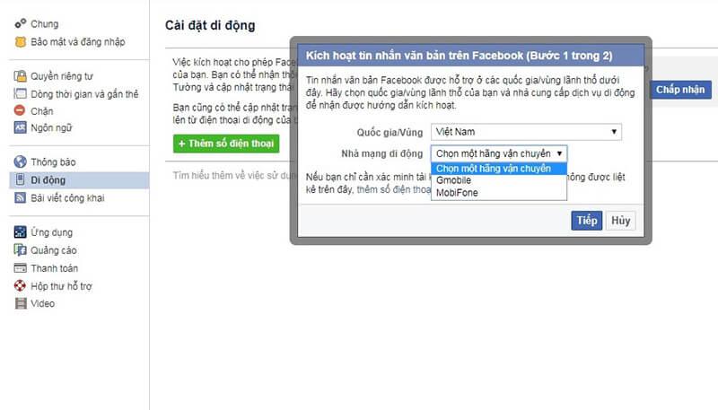 facebook remove viettel sms - facebook remove viettel sms - Sim điện thoại VIETTEL và Vietnamobile không còn tác dụng xác thực tài khoản facebook được nữa.