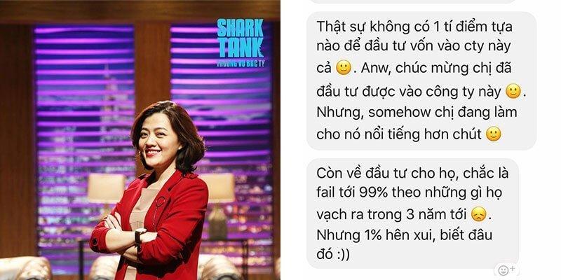 shark tank Truong Ly Hoang Phi